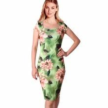 Casual Dresses 26 Styles Floral Print Vestidos Summer Sheath Women Dress Free Shipping 004-18
