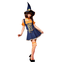 Brdwn LOL the Bestial Huntress womens halloween Nidalee Pumpkin cosplay costume dress