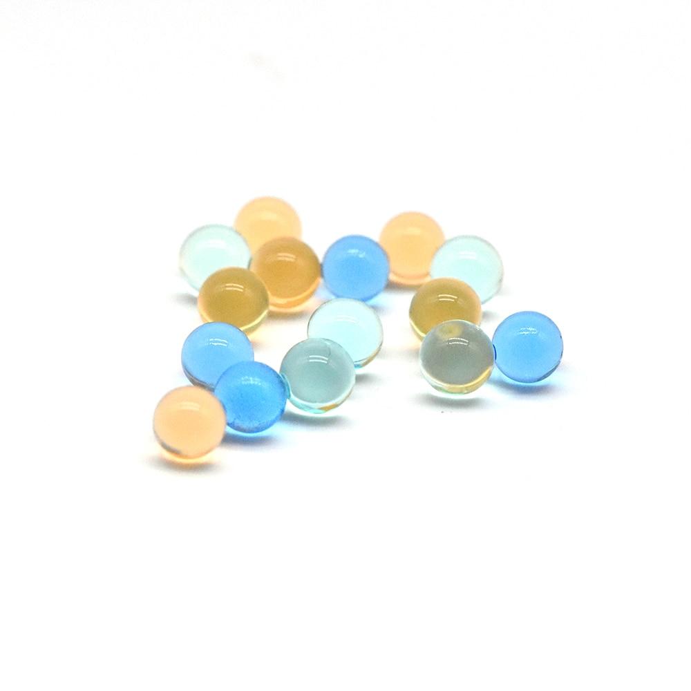 10000pcs 7mm 8mm Gels Balls Crystal Water Bead For Gelblasters Jinming8 Jinming9 Blasting Toys Hardened Bullet - Paintball