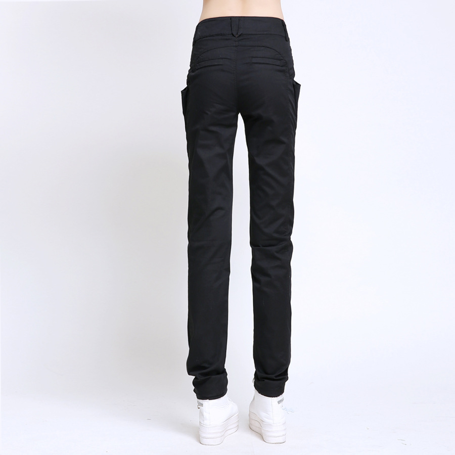How to black wear skinny cargo pants recommend to wear in everyday in 2019