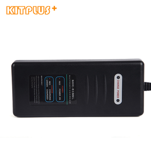 Image 3 - Ebike Battery Charger 36V2A/48V2A/52V2A Electric Bicycle Charger E Bike Lithium Battery Smart Charger with DC2.1 Socket