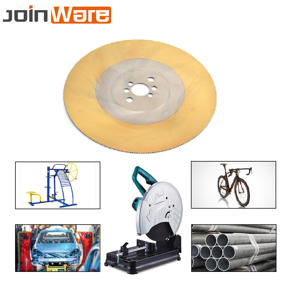 300mm 12'' High Speed Steel Circular Saw Blade Cutting Disc For Stainless Steel HSS Thickss 1.2/1.6/2mm New wlxy wl 7205 high speed steel saw blade set silver
