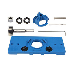 Zawiasów 35mm otwór wyrzynarka wiercenia przewodnik lokalizator otwieracz do otworów szafy z drzwiami DIY narzędzia do obróbki drewna wielofunkcyjne narzędzia ręczne