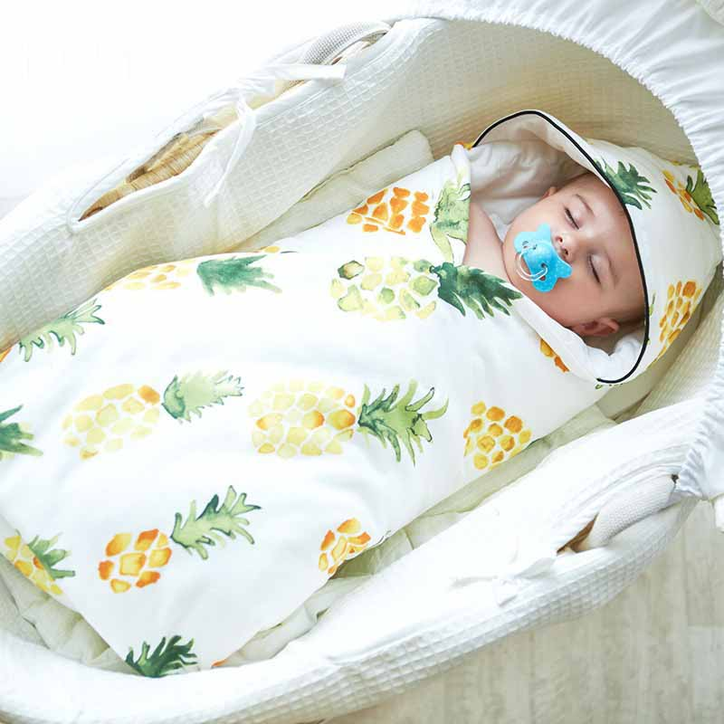 Baby Blanket Muslin Tree Envelope For Newborns Winter Blanket For A Child Swaddle Wrap Super Soft Nap Receiving Blanket new baby swaddles knit baby blanket newborn swaddle wrap super soft baby nap receiving blanket animal manta cobertor bebe