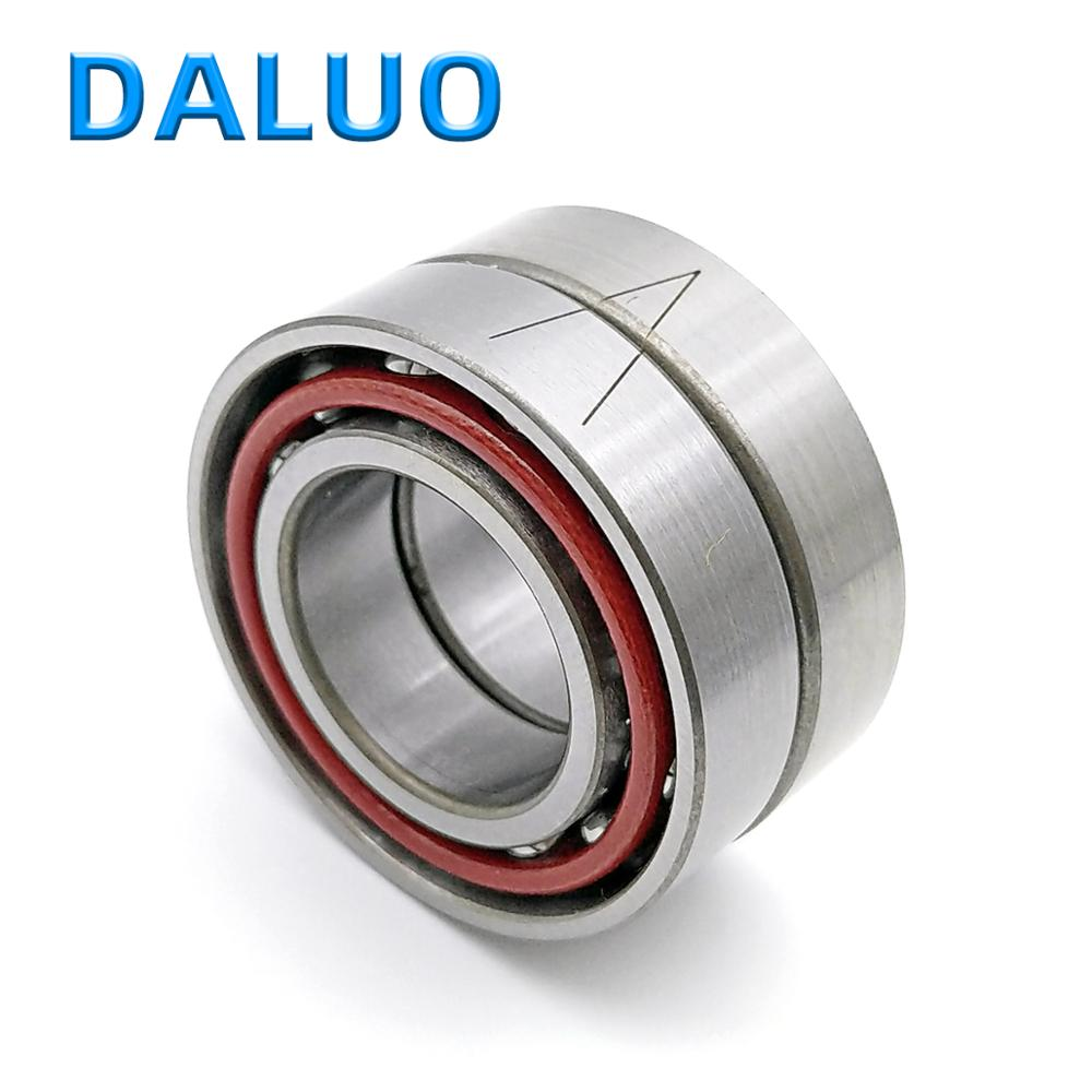 Free Shipping DALUO 71903C 7903C 17X30X7 P5 P4 DB DT DF Precision Angular Contact Bearings ABEC-5 ABEC-7 CNC Machine ToolFree Shipping DALUO 71903C 7903C 17X30X7 P5 P4 DB DT DF Precision Angular Contact Bearings ABEC-5 ABEC-7 CNC Machine Tool