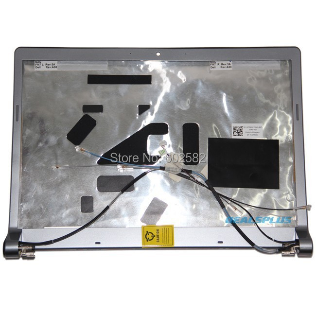 NEW FOR Dell Studio 1535 15.4 LCD Back Cover SEA SKY & Bezel N409C OP596X