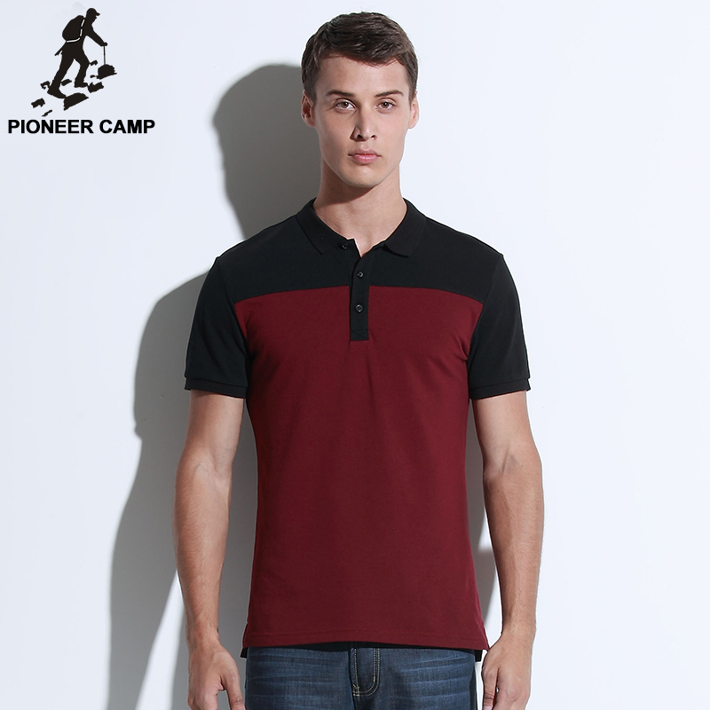 Pioneer Camp Free Shipping 2017 New Arrival Mens Polo