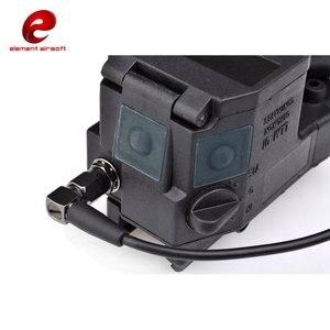 Image 5 - Nguyên Tố Airsoft ELLM01 Vũ Khí Nhẹ Phiên Bản Mới Đầy Đủ Chức Năng Phiên Bản IR Laser Đỏ LED EX214 Phiên Bản Mới