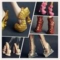 Последних подлинных монстров анимации горячие обувь сапоги обувь высокого качества бесплатная доставка деньги куклы подарок куклу аксессуары