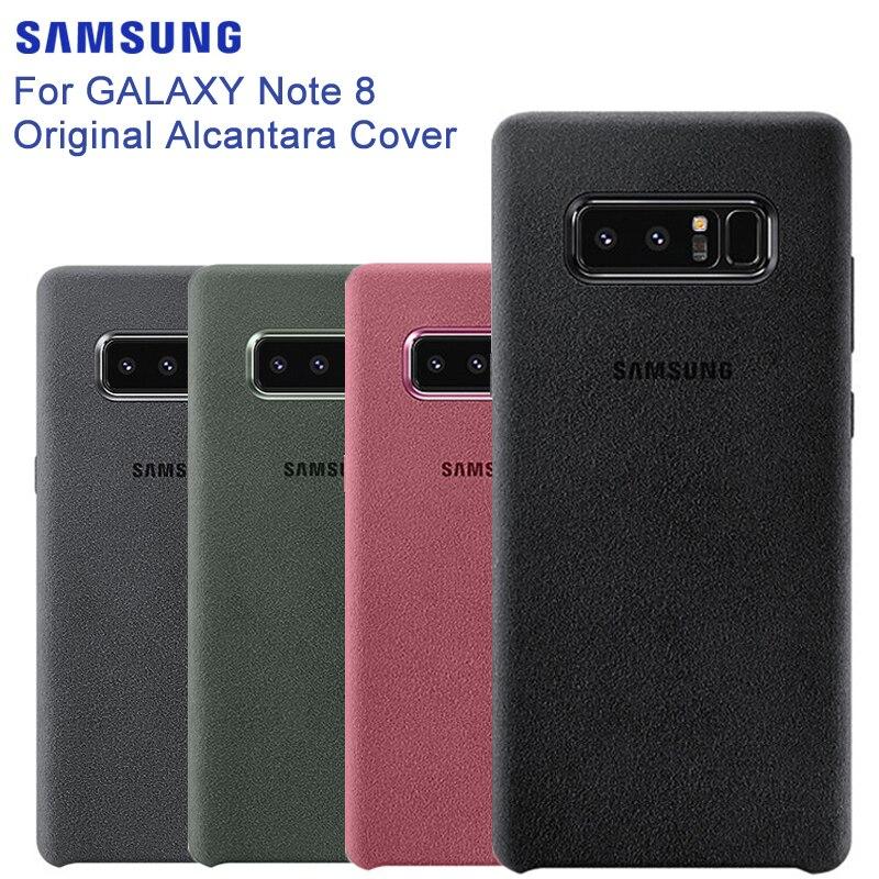 SAMSUNG D'origine Anti-frapper Officielle Cas de Téléphone pour Samsung Galaxy Note 8 N9500 Note8 N950F SM-N950F Mobile Couverture de Téléphone 4 couleur