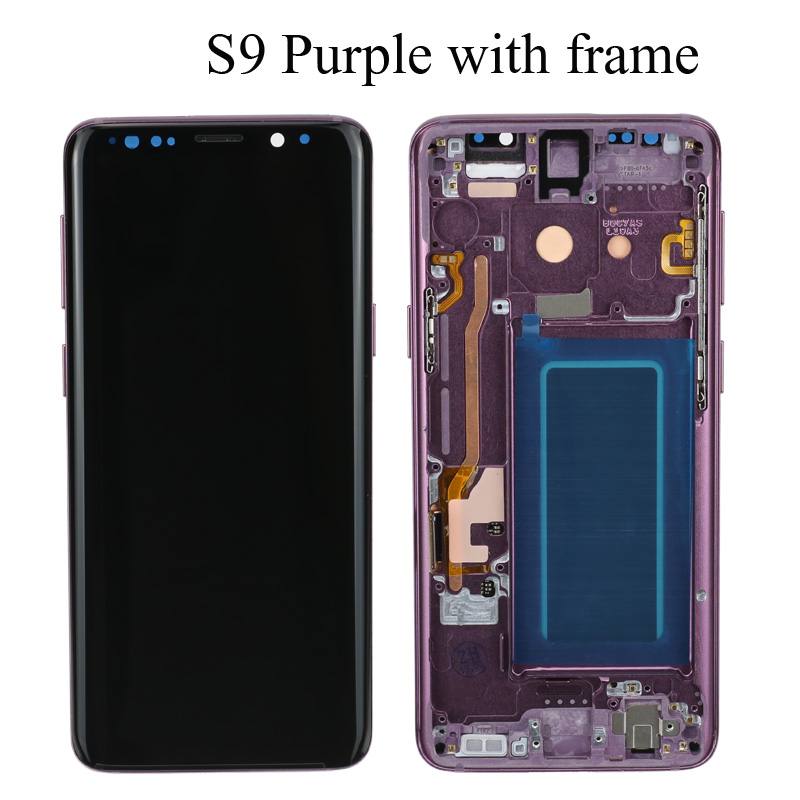 S9 Purple Frame