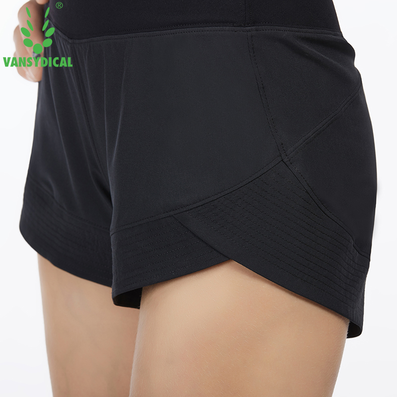 Womens Running <font><b>Shorts</b></font> Breathable Taining Jogging <font><b>Shorts</b></font> <font><b>2</b></font> <font><b>in</b></font> <font><b>1</b></font> Fitness Gym <font><b>Shorts</b></font> Female Double Layer <font><b>Sports</b></font> <font><b>Shorts</b></font> image