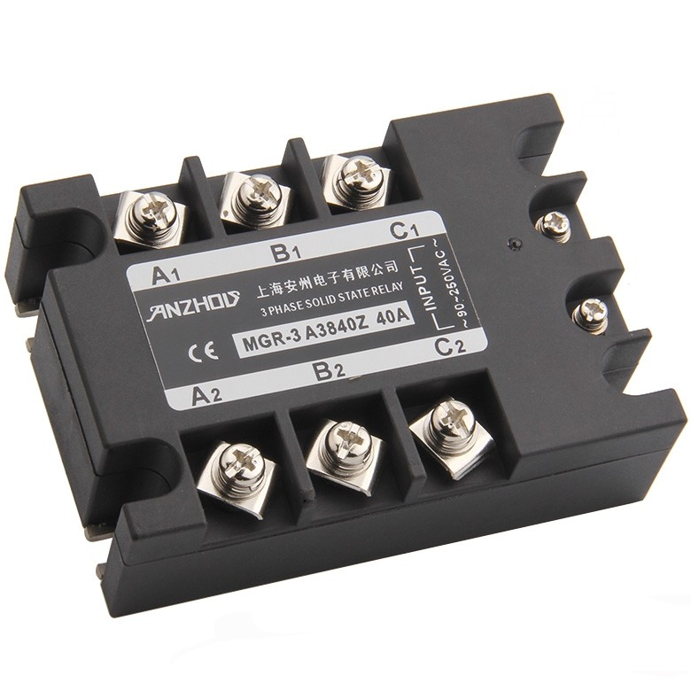 MGR - 3 A3840Z 40 a three-phase solid state relay AC control