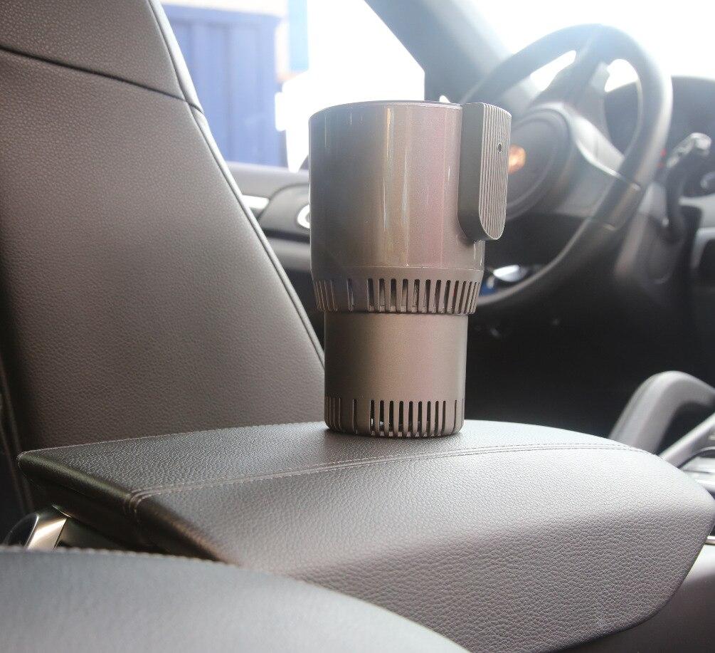 车载加热杯铁灰色grey