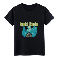 Haunted Mansion Ghost D t shirt Designing Short Sleeve round Neck streetwear Graphic fashion cool