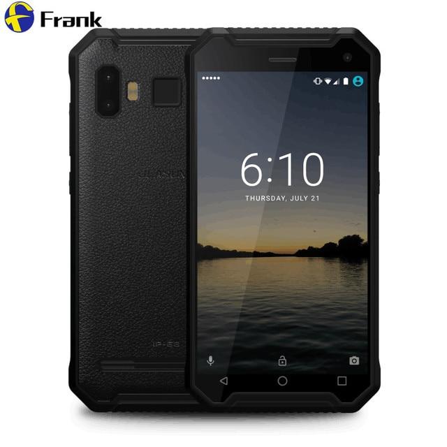 P8 Ip68 Waterproof Rugged Phone Double Camera 5000mah Battery Android 7 0 4g Lte 2g Ram 16gb