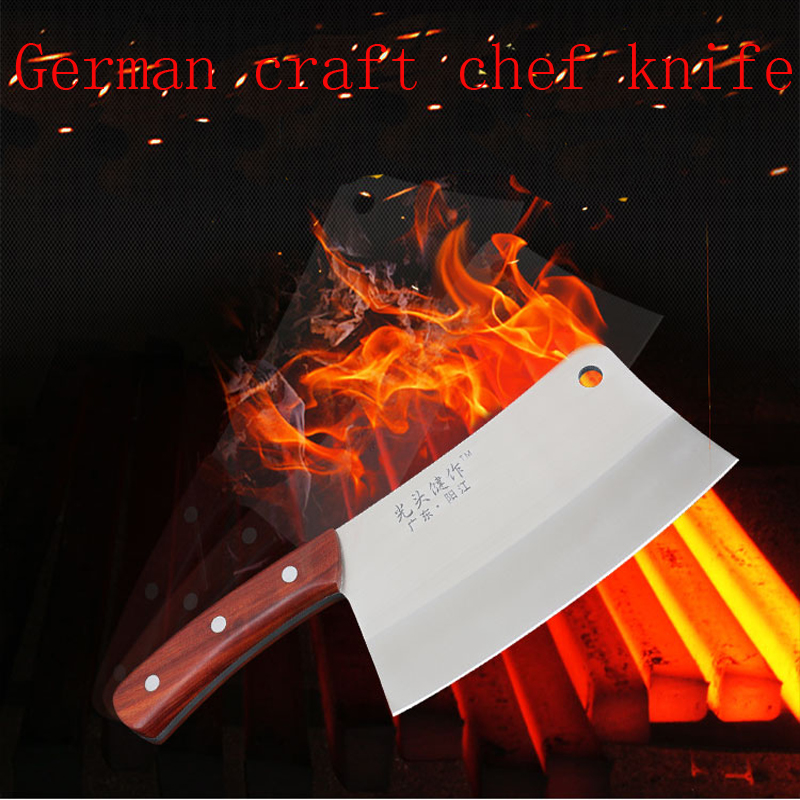 high grade handmade carbon steel kitchen font b knife b font slicing meat font b knife