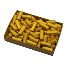 SHARE HO 12.5*30mm Mini Moxa Cone Smokeless Chinese Moxibustion Therapy Massage Heating Acupuncture Points Burner 140pcs five year ginger moxa special aita acupuncture moxibustion massage ai tuo reap