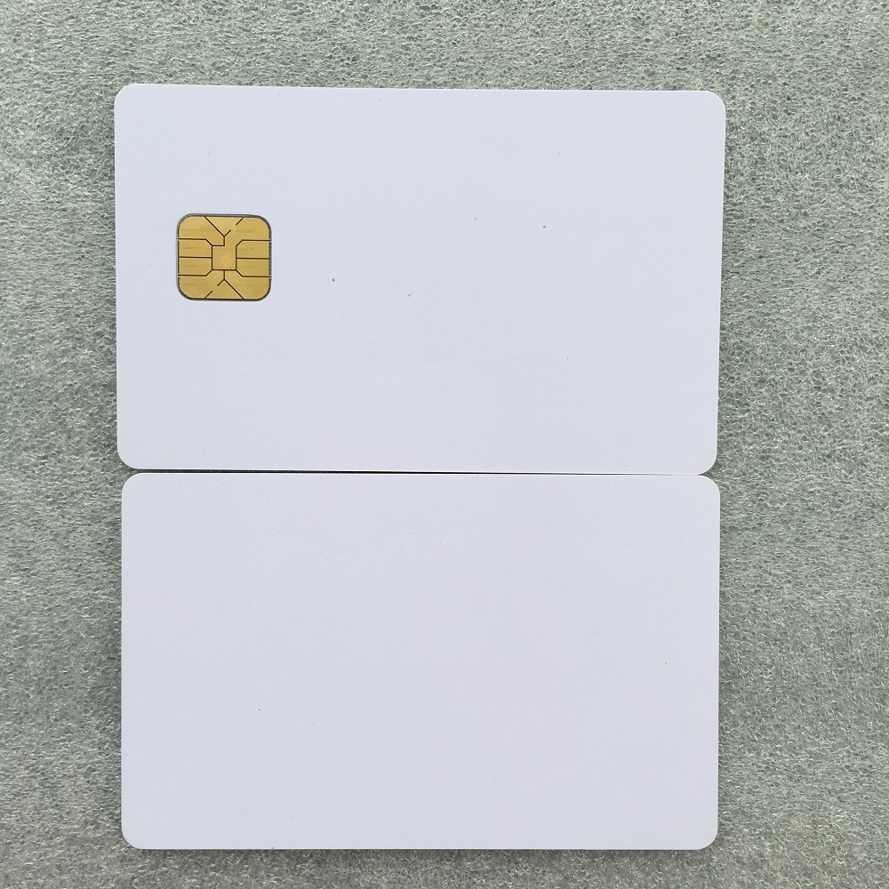 Wholesale 2000pcs ISO7816 Rewritable AT88SC1616C Logic Encryption Contact IC Card