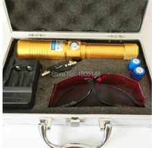 High Power Blue Laser Pointers 300000mw 300w 450nm Flashlight Burning Match/dry wood/candle/cigarettes+glasses+charger+gift box