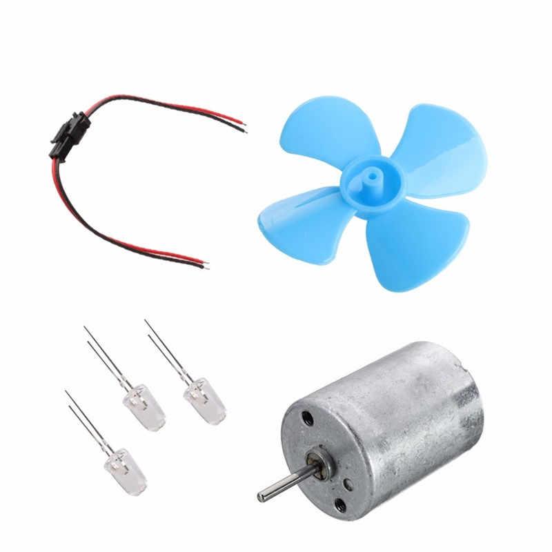 Wind Turbine Generator DIY Kit Alternator Mini Wind
