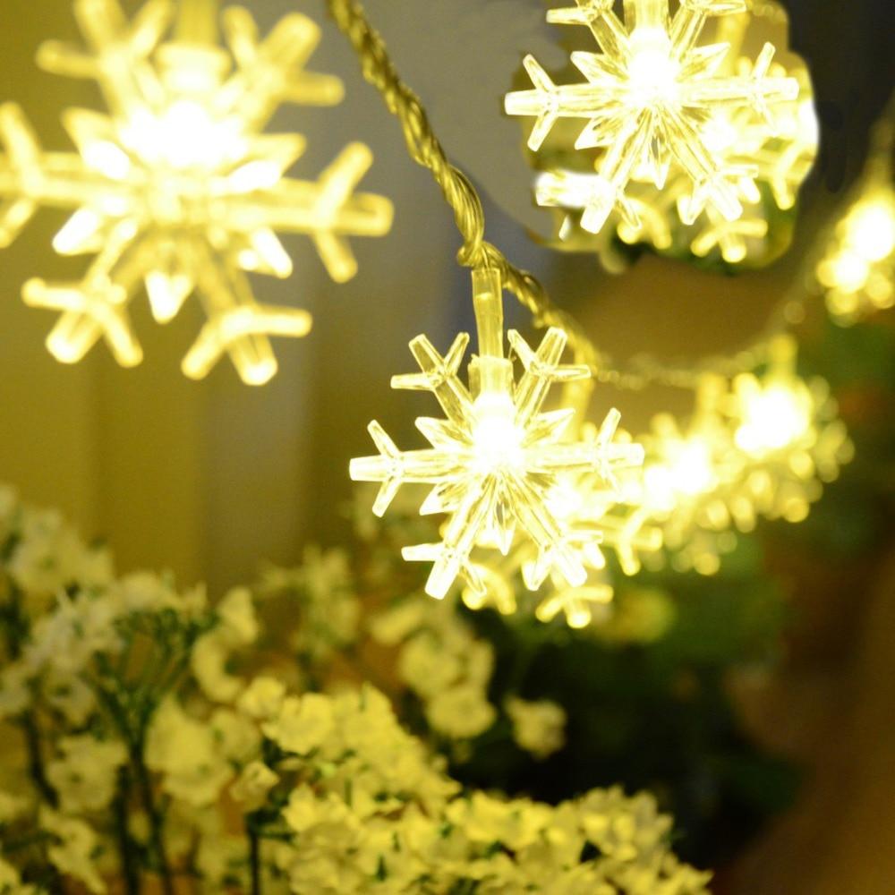 40LED 5M Batareya LED String Qartopu Pompon Aşiq Günü İşıq Toyu - Şənlik aksesuarları - Fotoqrafiya 1