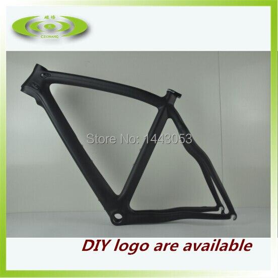 Cadre de route en carbone avec beaucoup de choix de couleur, y compris le cadre de vélo + tige de selle + pince + casque + fourche avec livraison gratuite