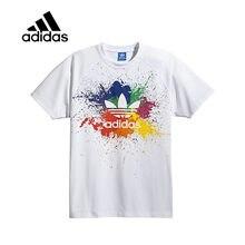 1eb3cc0a30 Nueva llegada Original auténtico Adidas hombre Camisetas manga corta ropa  deportiva