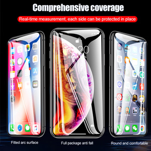 Image 5 - 200D Curved Full Cover Protective Glass On The For iPhone 7 8 6S Plus Tempered Screen Protector iPhone 11 Pro X XR XS Max Glass