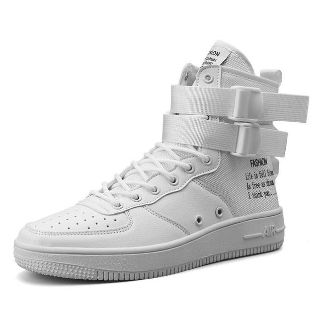 Fashion High Top Hip Hop Boots 2