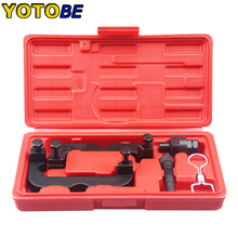T40133 5PC Timing Tool Set For VW AUDI 2.8T 3.0T TFSI Camshaft Locking Tool Kit engine timing tool kit camshaft locking tool set for mercedes a b c e class m133 m270 m274