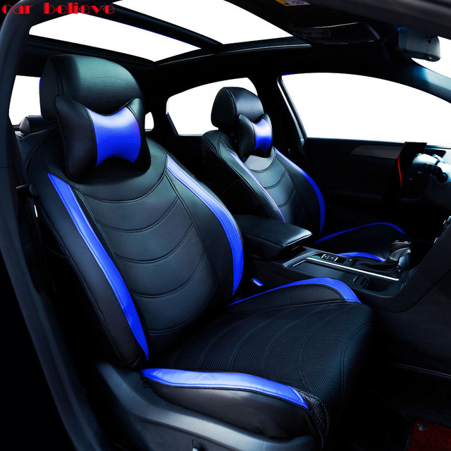 Car Believe Auto automobiles car seat cover For Chrysler 300C 300 PT Cruiser Sebring Grand Voager car accessories styling
