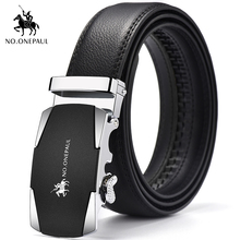 NO.ONEPAUL Men's Business Leisure Soft Belt Simple Fashion Black Belt Factory Direct Manufacturing Supply, Reliable Quality стоимость