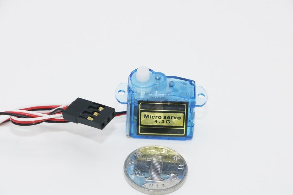 4x4,3g мини микро сервопривод для радиоуправляемого вертолета(3,7G 9G микро сервопривод оптом