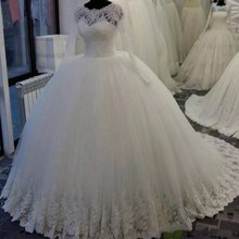 Crockoonboo Ball Gown Wedding Dresses 2019 Bridal Gowns