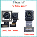 Оригинальный гибкий кабель для фронтальной камеры Xiaomi Redmi Note 7  сменные детали для задней камеры Redmi Note 7