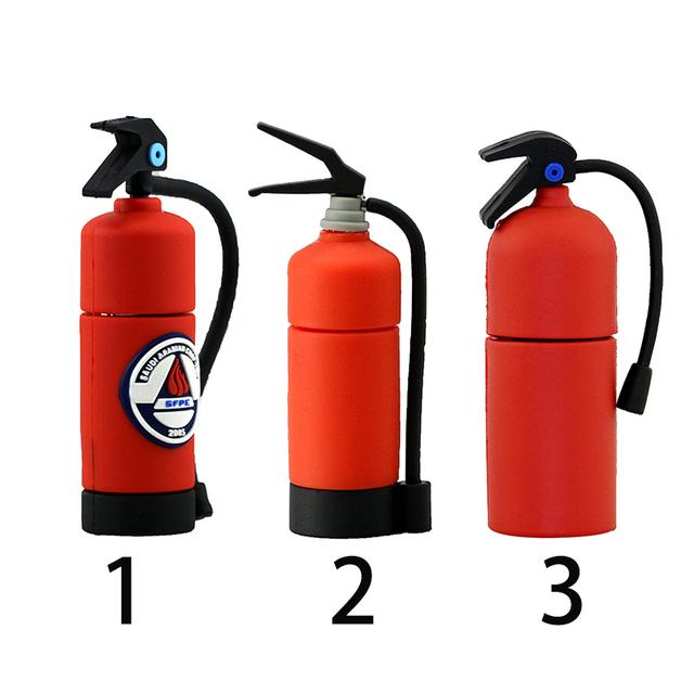 Fire extinguisher model 4gb 8gb 16gb 32gb usb flash drive