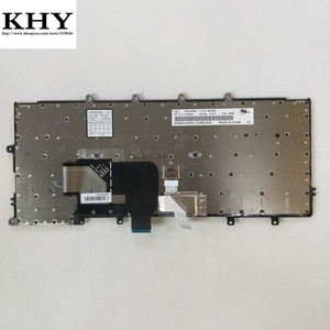 Image 3 - New Original ES EO SP SPA keyboard  For Thinkpad A275 X270 Compatible For X240 X250 X260 FRU 01EP034 01EN558