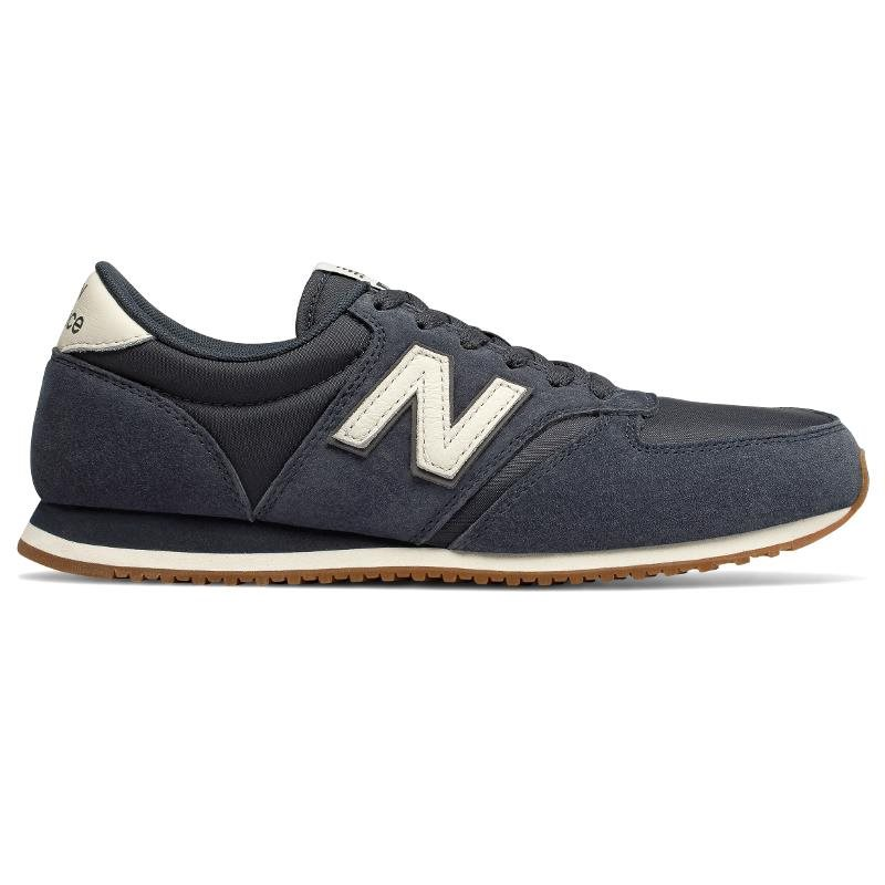 NEW BALANCE Mens Unisex U420DAG, Free And Time Sportwear, Navy