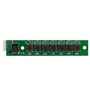 Image 5 - GHXAMP 4,3 zoll LCD Bluetooth Video Decoder Board MP3 Audio MP4 MP5 DTS WAV FM AUX Unterstützt HD Eingebaute 16*16 DDR Speicher DC 5 v