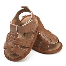 Baby Boy Shoes Classic Baby Shoes Soft Leather First Walkers