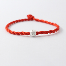 CHENFAN mens bracelet red thread Fashion String Bracelet Lucky Red Handmade Rope for Women jewelry