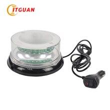 Транспортное средство, используемое Предупреждение светильник YS-120CL светодиодный Многофункциональный аварийный автомобиль световые сигнальные лампы