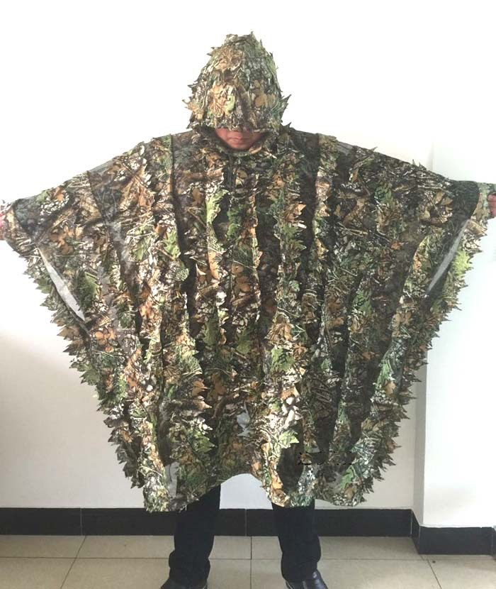 best sell outlet store sale wholesale sales €21.11  Tenue de camouflage bionique 3D camouflage Sniper vêtements de  chasse costume Ghillie-in Tenue camouflage chasse from Sports et Loisirs on  ...