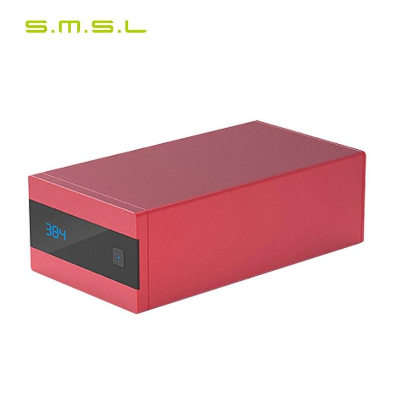 SMSL Sanskrit 10th SK10 AK4490 PCM384 DSD256 DAC Support OTG with Remote Control Hifi Digital Decoder