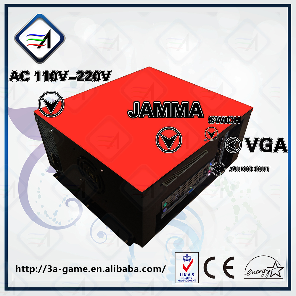Super Fighting Street Fighter IV Game Console VGA Output For Fight Stick Control Arcade Machine image