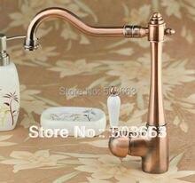 Новый поворот античная медь Полированный Хром Водопад ванной бассейна раковина смеситель кран CM0183 смеситель кран
