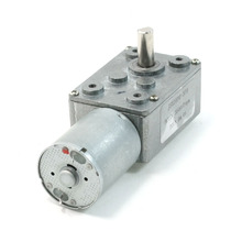 UXCELL(R) High Quality 1pcs Output Rotating Speed 2 Terminals 6mm Shaft Geared Motor 12V 3500/2RPM