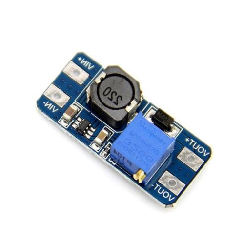 5pcs MT3608 DC-DC Step Up Converter Booster Power Apply Module Booster Power Module MAX Output 28V 2A For Arduino Board