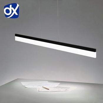 Modern Pendant Lights For Dining Room Acrylic Abajur Lamparas Colgantes Hanglamp LED Lighting Ceiling Lamp Fixtures
